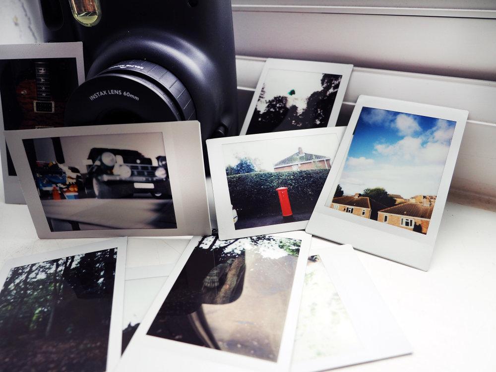 Fujifilm Instax Mini 11 Prints