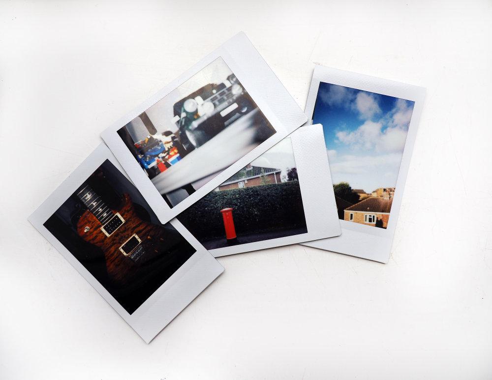 Fujifilm Instax Mini 11 Pritns