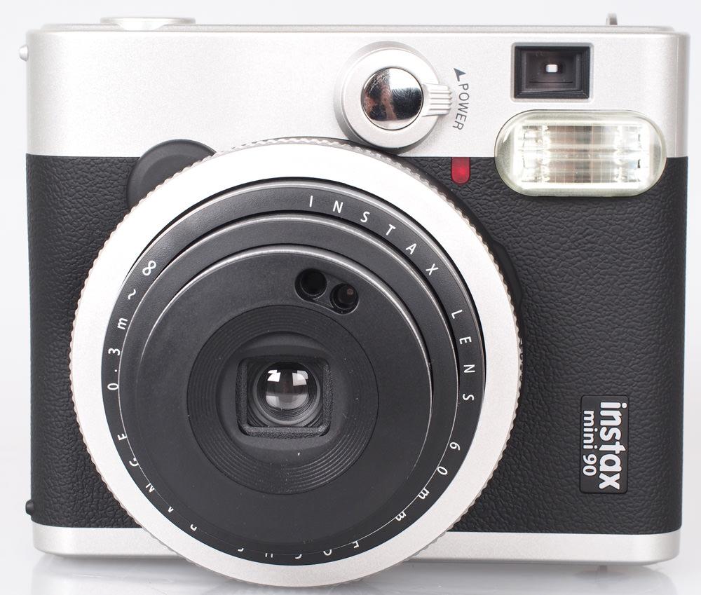 fujifilm instax mini 90 instant camera review. Black Bedroom Furniture Sets. Home Design Ideas