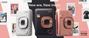 Fujifilm Instax Mini LiPlay Is A Next Generation Instant Camera