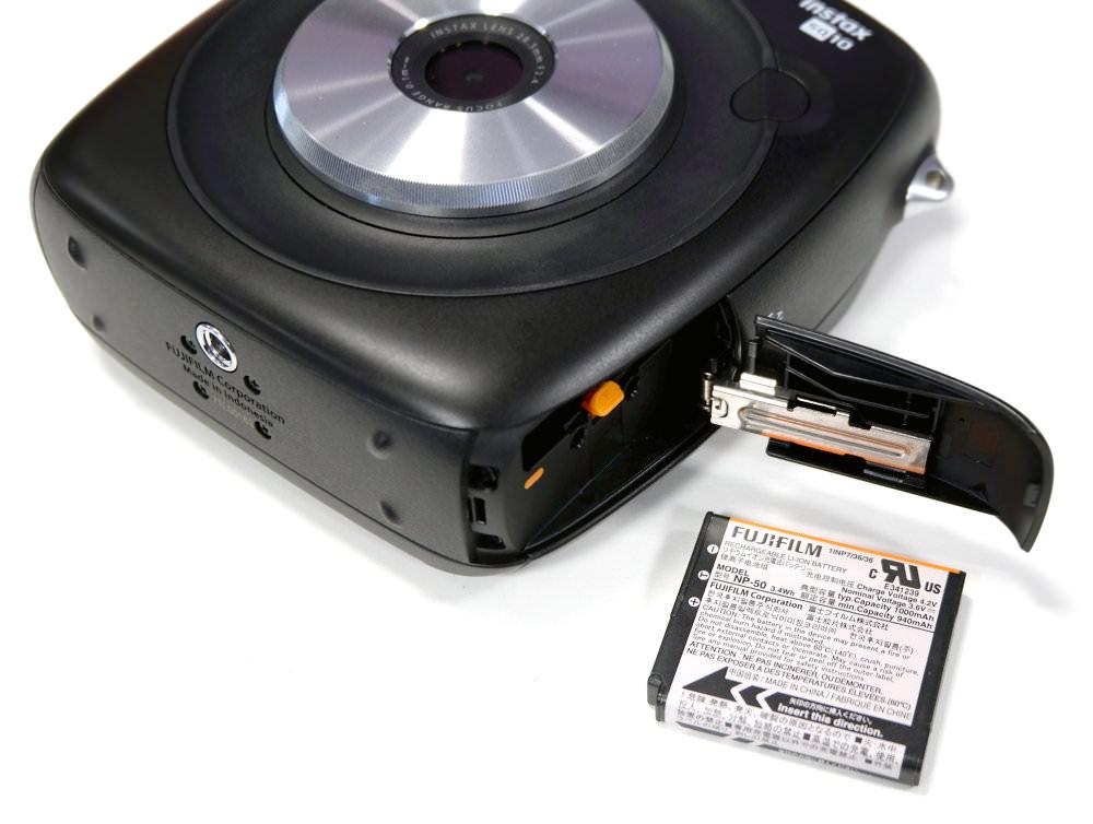 Fujifilm Instax Square Sq10 1