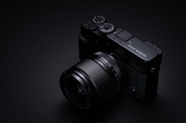 Fujifilm XF 18mm f/1.4 R LM WR Announced