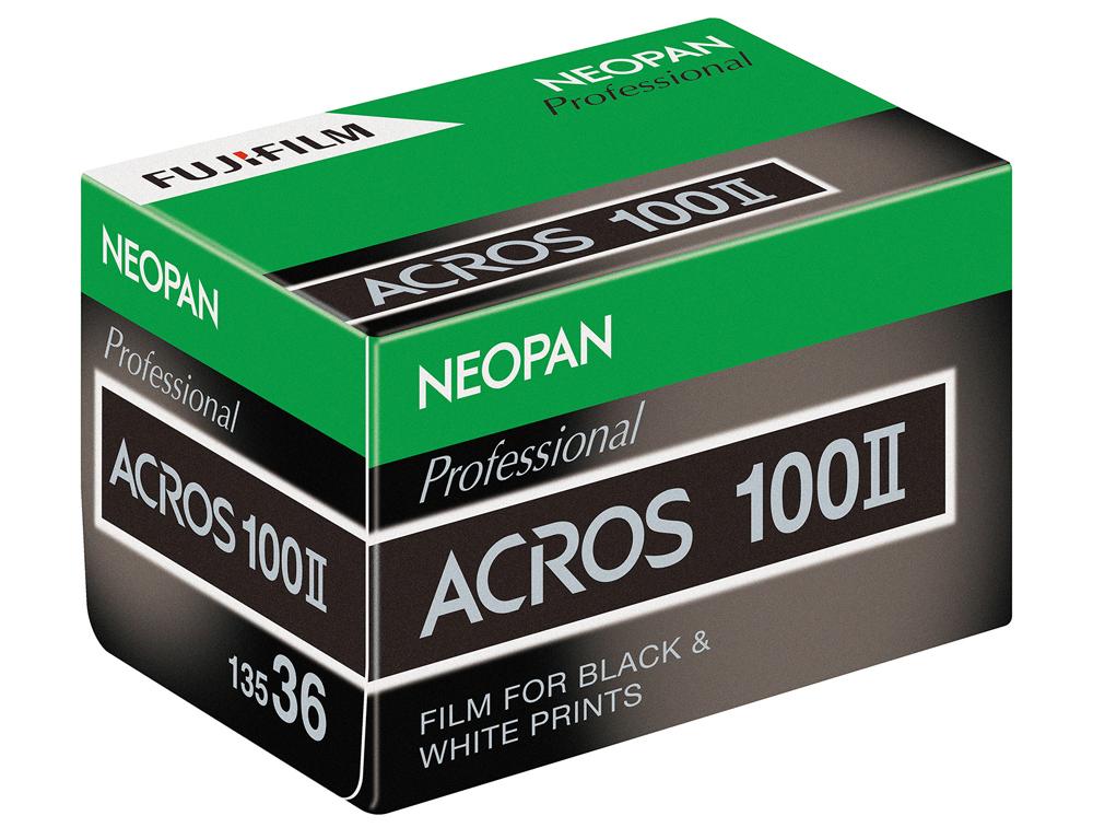 NEO PAN 100 ACROS II