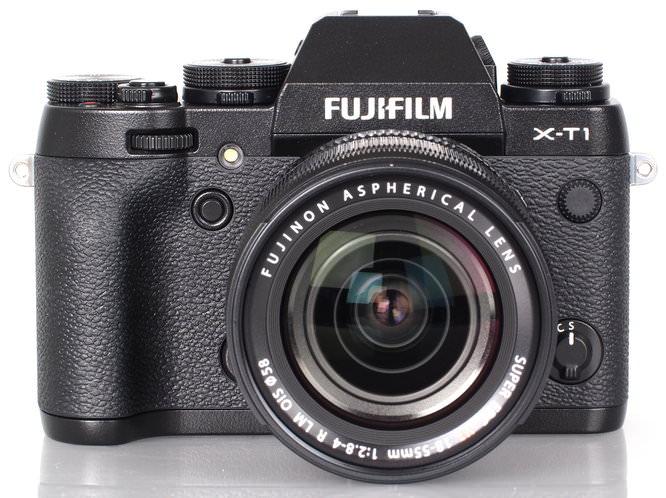 Fujifilm X T1 18 55m Kit Lens (1)
