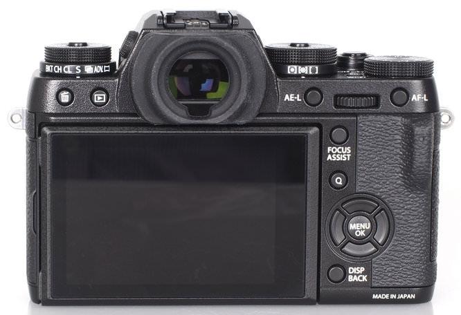 Fujifilm X T1 Body (8)