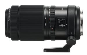 Fujifilm Launches New Telephoto Zoom - GF100-200mm f/5.6 R LM OIS WR