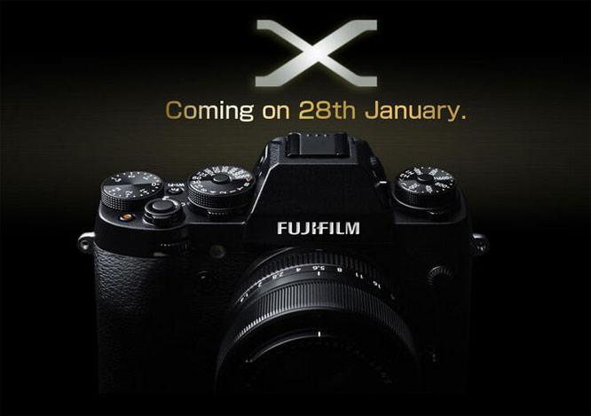Fujifilm teaser image