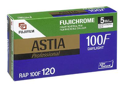 Fujifilm Astia 100F