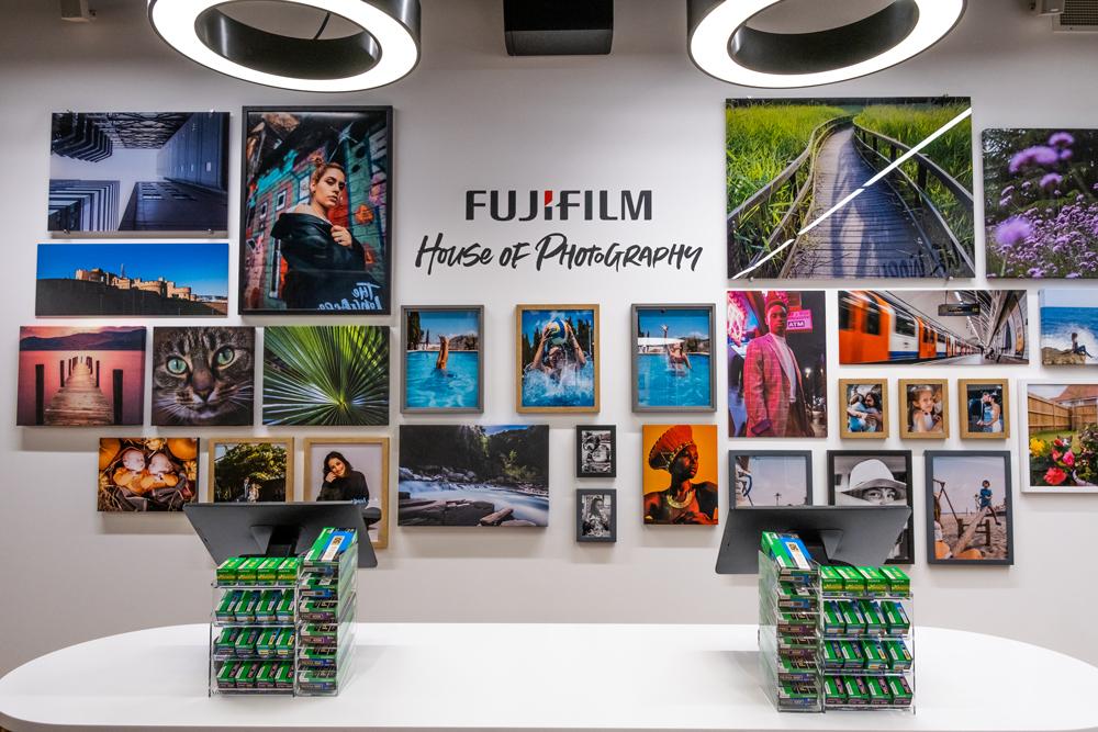 Fujifilm's House Of Photography