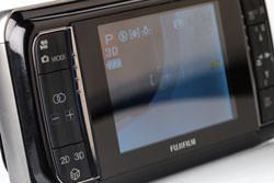 Fujifilm REAL 3D W1 rear