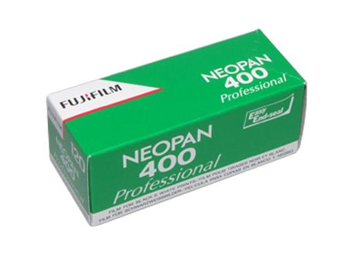 Fujifilm Neopan 400 120