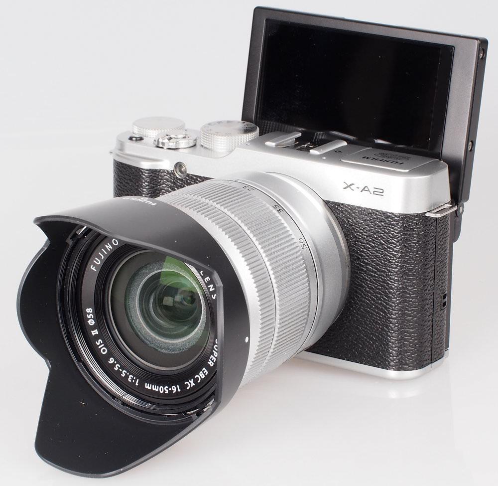 Fujifilm X A2 (2)