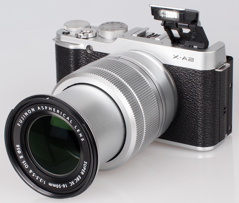 Fujifilm X A2 Review