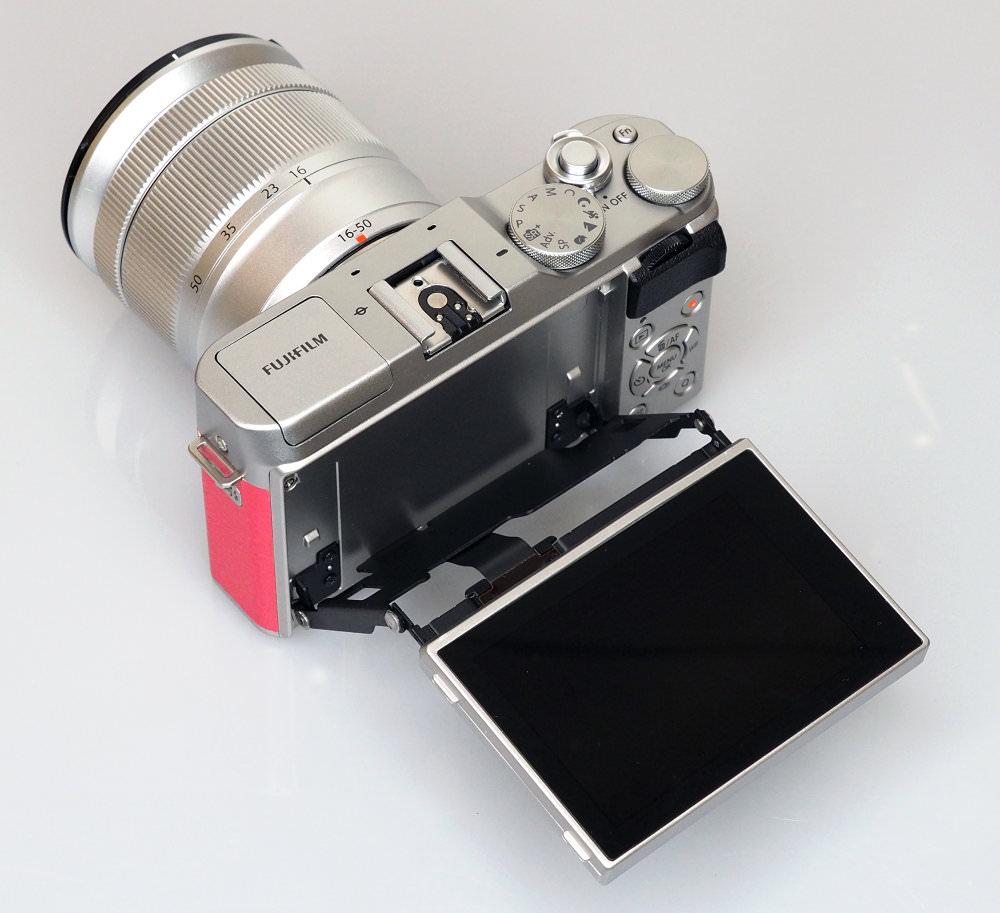 Fujifilm X A3 Pink (7)