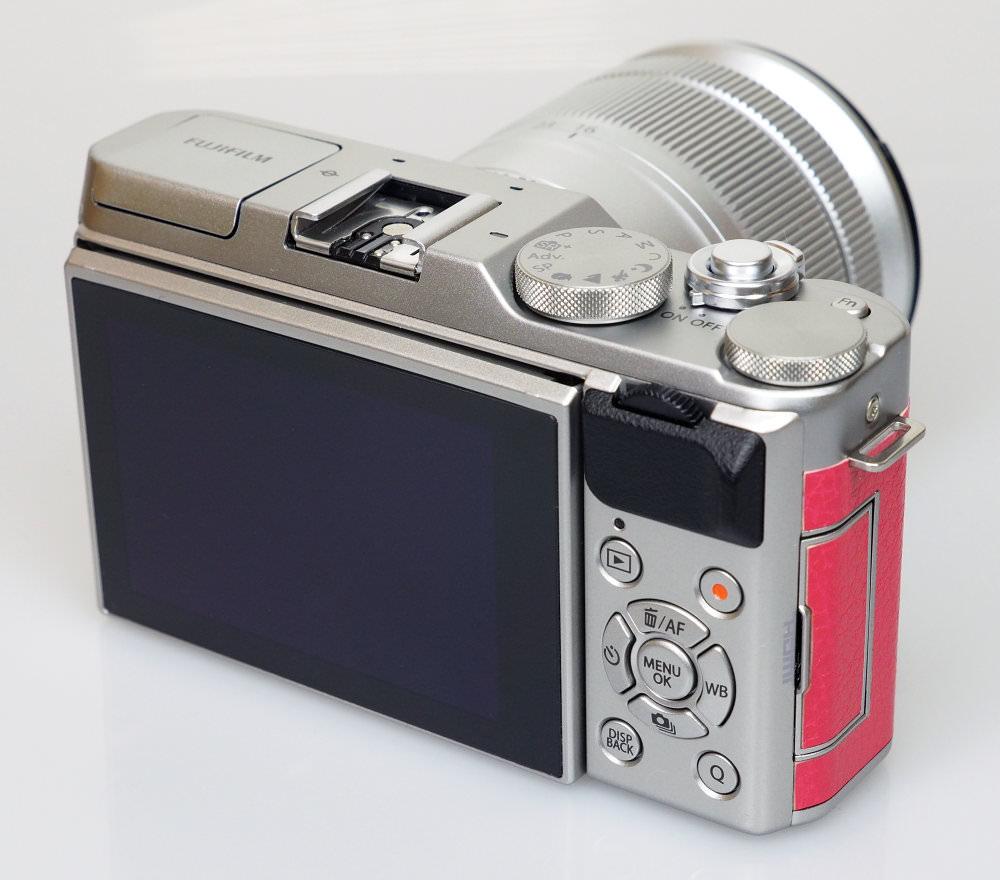 Fujifilm X A3 Pink (9)