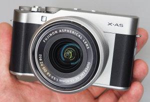 Fujifilm X-A5 Currently £349 On Amazon UK