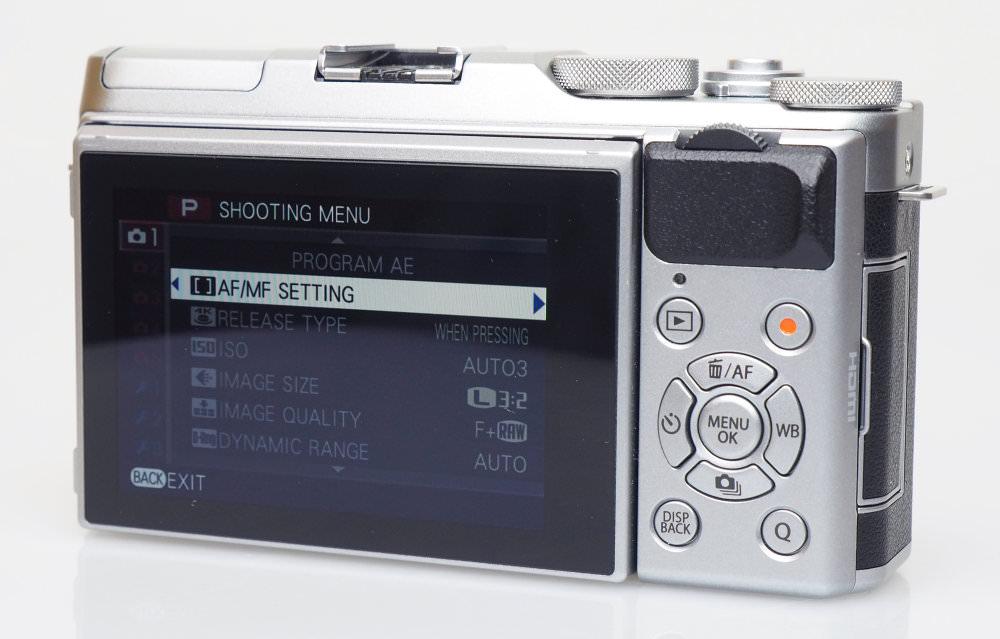 Fujifilm X A5 Silver (13)