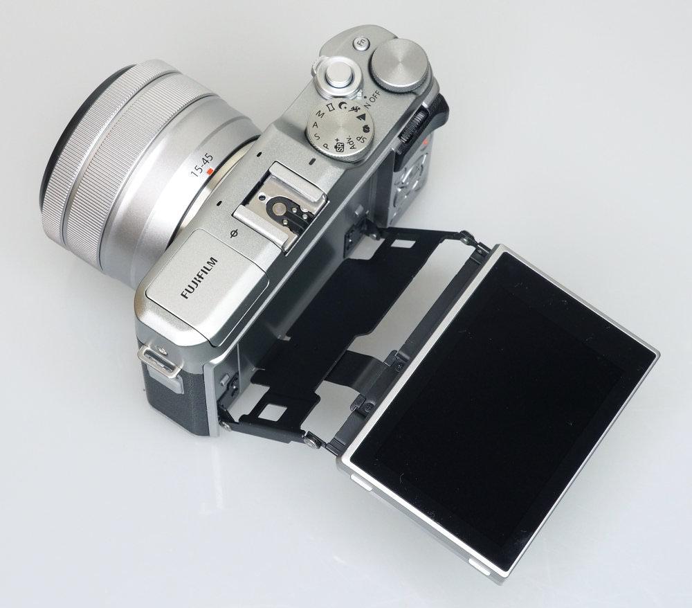 Fujifilm X A5 Silver (6)