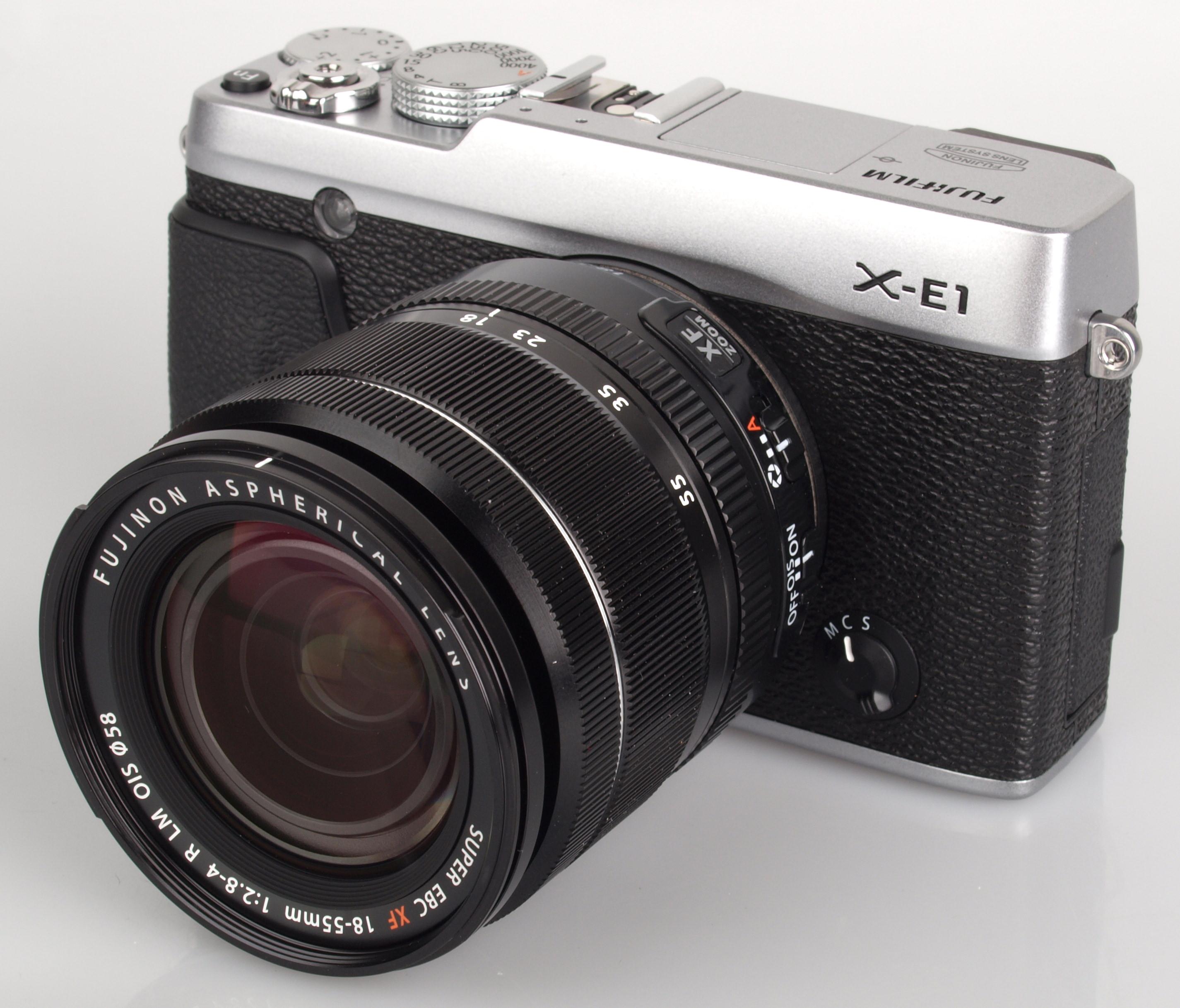 Fujifilm X-E1 Sample Photos