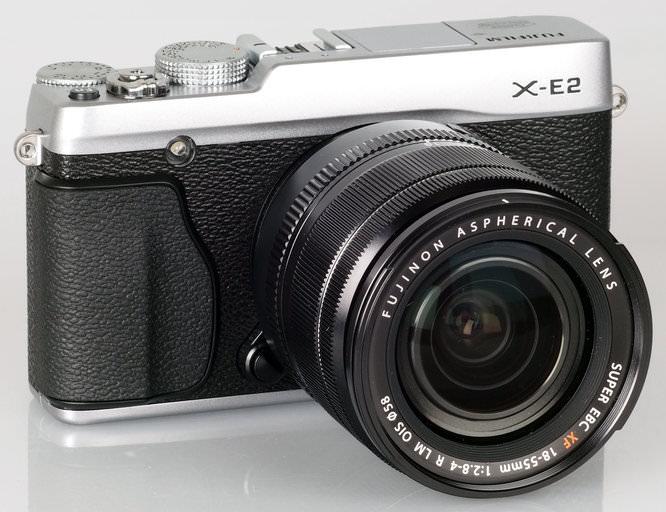 Fujifilm X E2 Body (4)