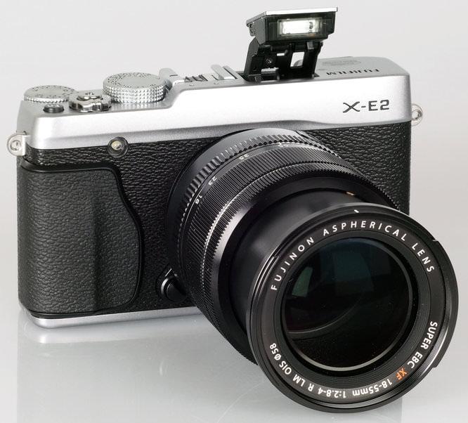 Fujifilm X E2 Body (5)