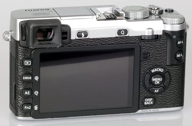 Fujifilm X E2 Body (9)