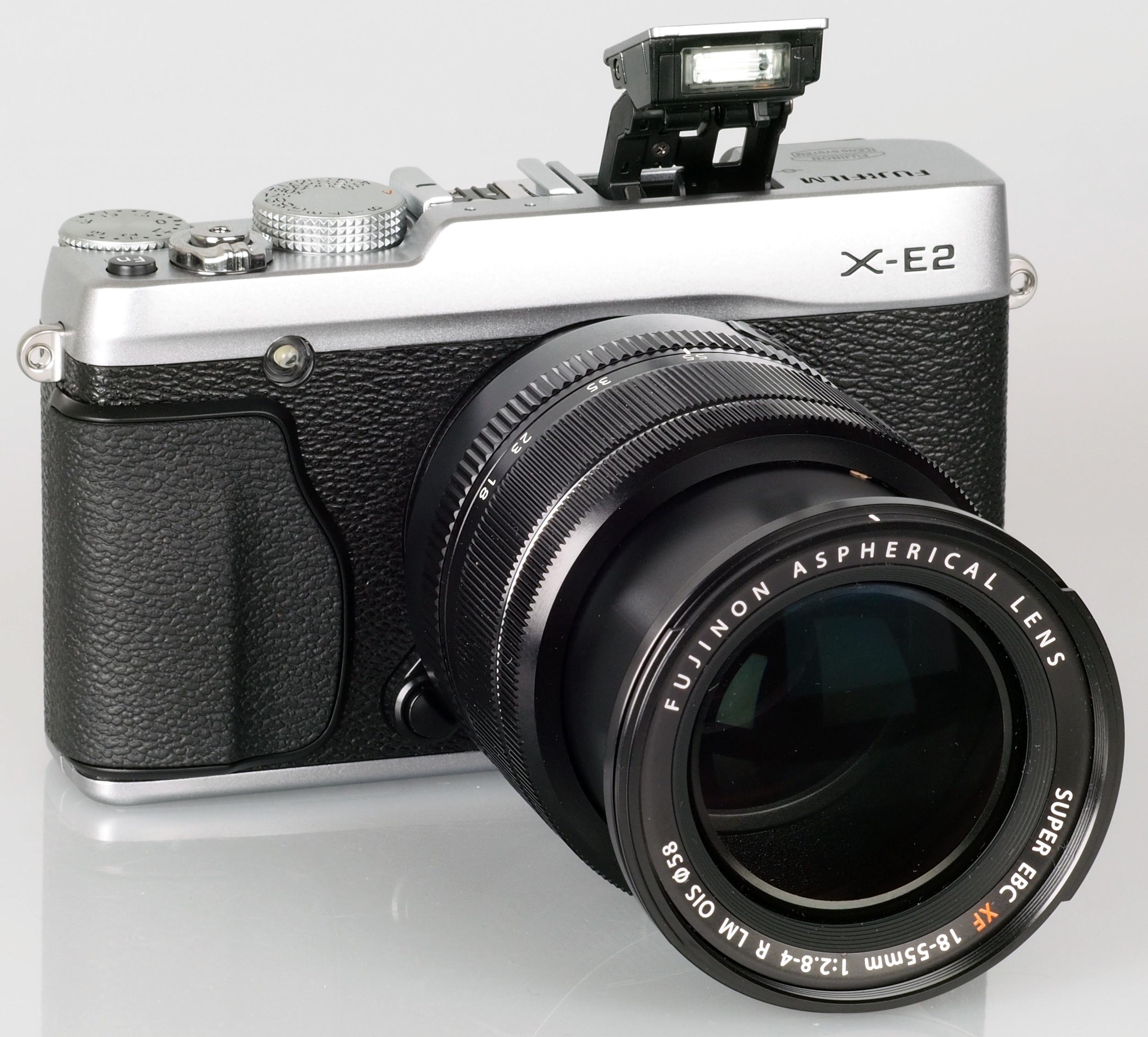 Fujifilm X E2 Review E3 Kit Xf 18 55mm F 28 4 R Lm Ois Silver Body 5