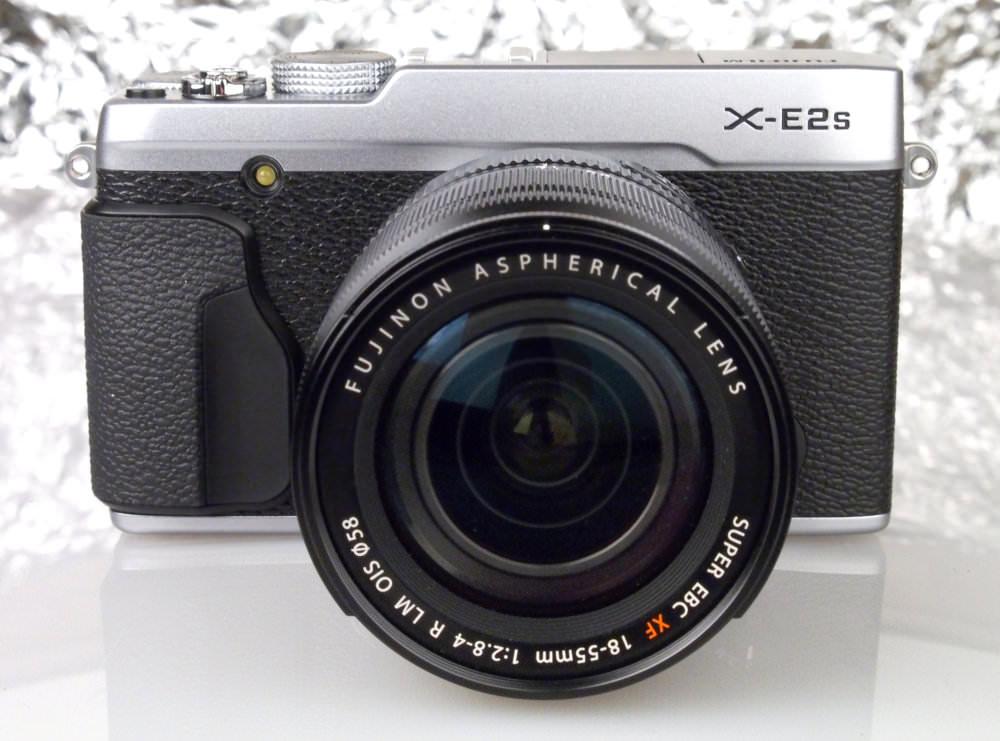 Fujifilm X E2s Silver (2)