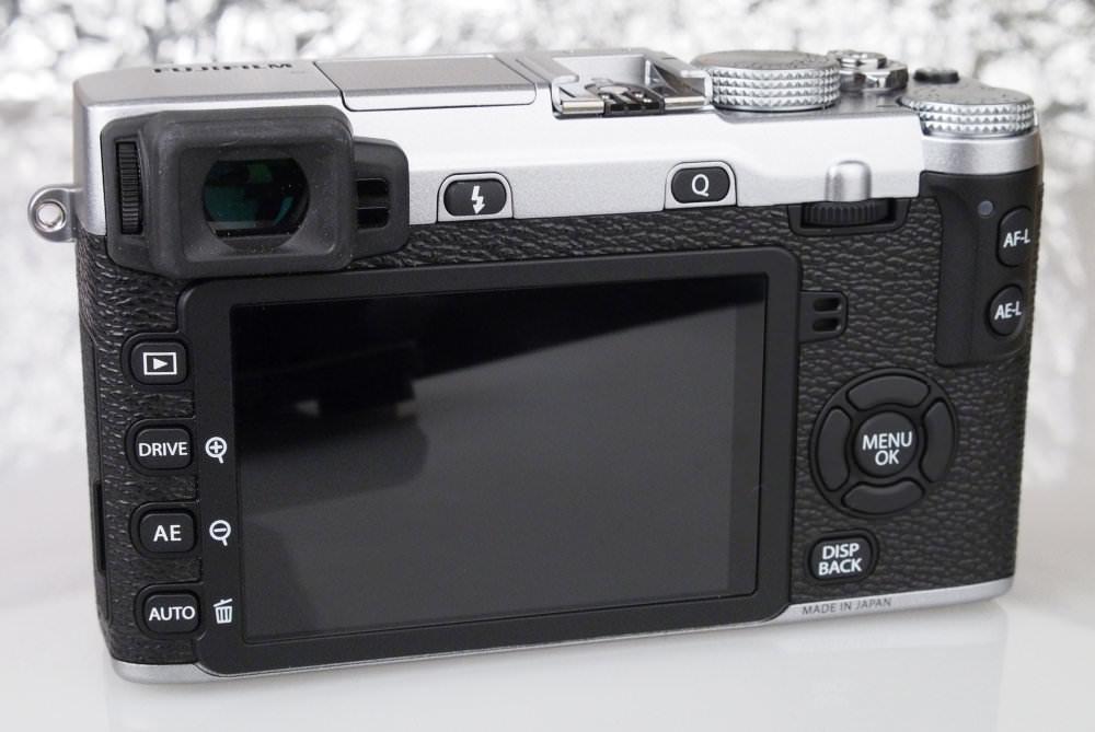 Fujifilm X E2s Silver (5)