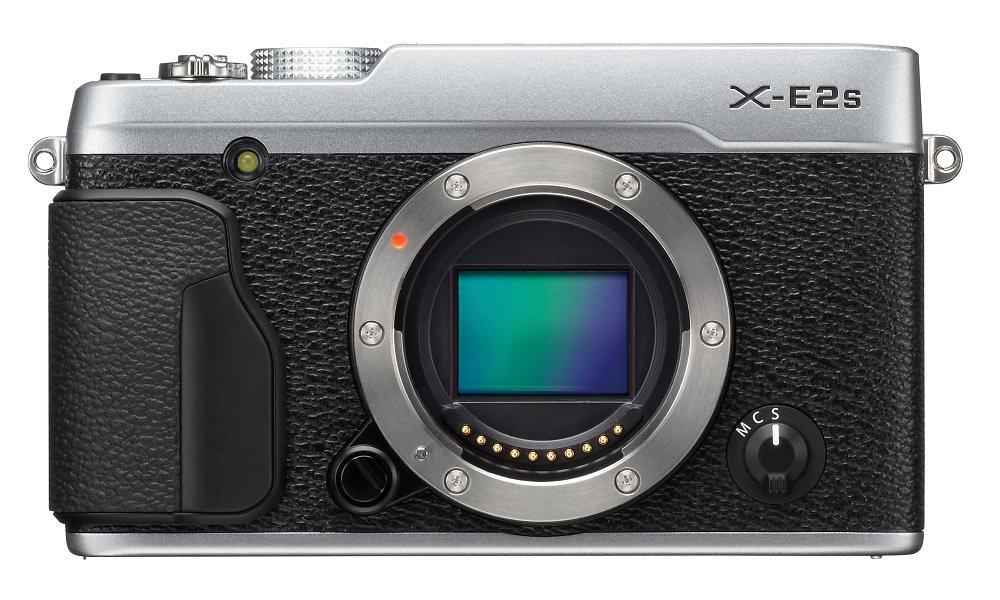 X E2S Silver Front