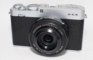 Fujifilm X-E4 Review