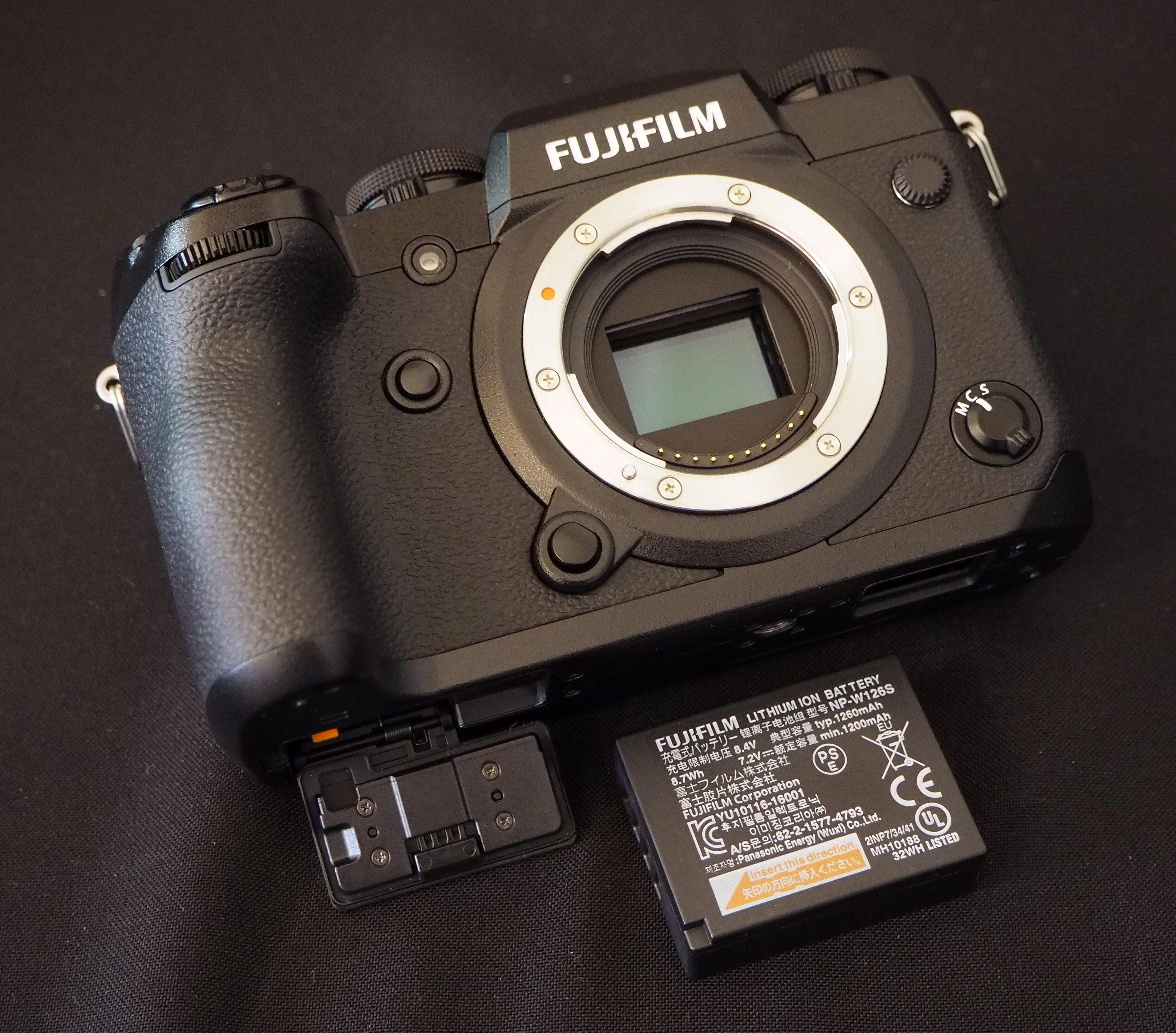 Fujifilm X-H1 Expert Review | ePHOTOzine