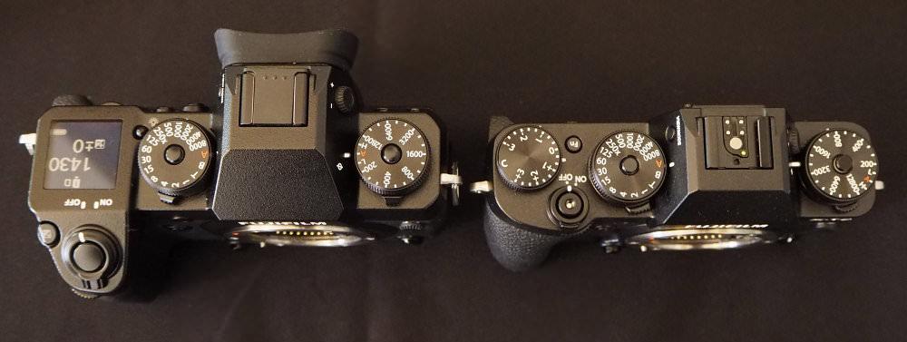 Fujifilm X H1 Vs X T2 (3)