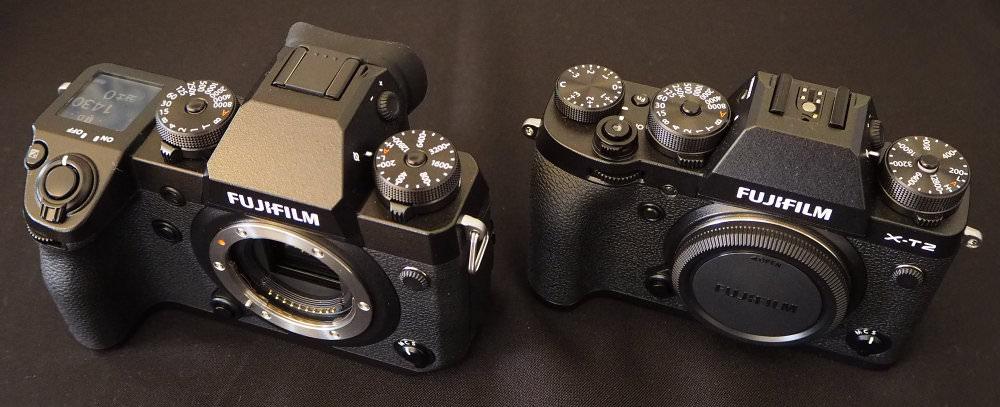 Fujifilm X H1 Vs X T2 (5)