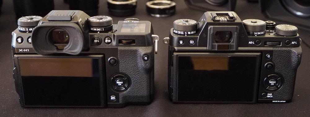 Fujifilm X H1 Vs X T2 (7)