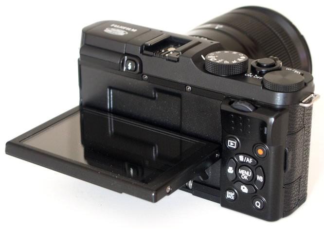 Fujifilm X M1 Black With 16 50mm Lens (7)