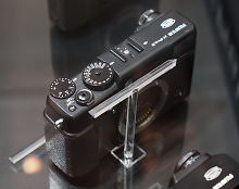 Fujifilm X Pro 2 Design Study Prototypes Curved Top