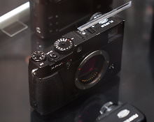 Fujifilm X Pro 2 Design Study Prototypes First