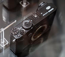 Fujifilm X Pro 2 Design Study Prototypes Rear ISO Control (2)