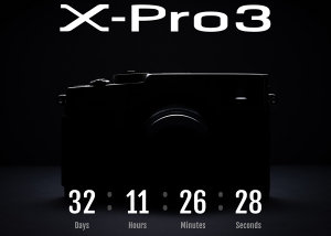 Fujifilm X-Pro 3 Development Announcement