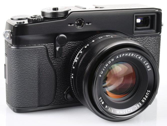 Fujifilm X-Pro1 Front Lens