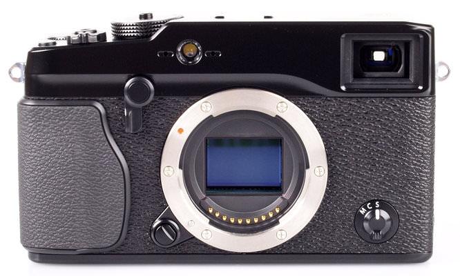 Fujifilm X-Pro1 Front Sensor Large