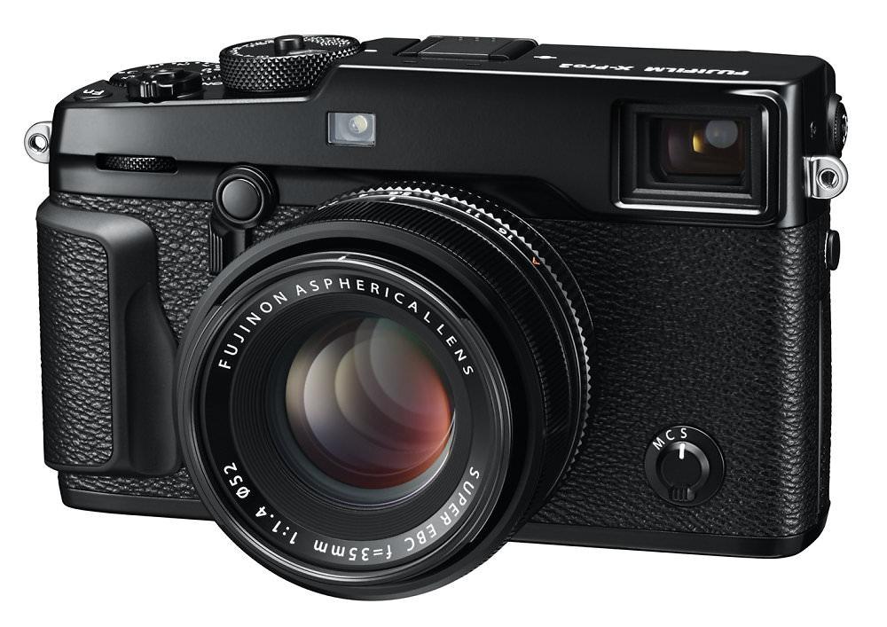 09 X Pro2 BK FrontLeft 35mmF1
