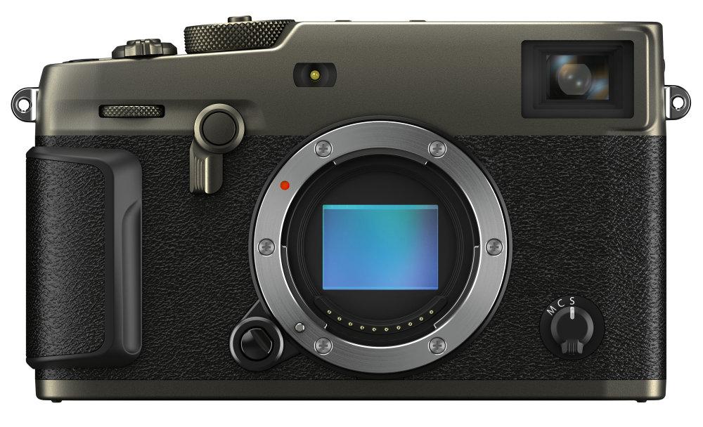X Pro3 Dura Black  Front No Lens