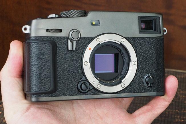 Fujifilm X-Pro3 Announced