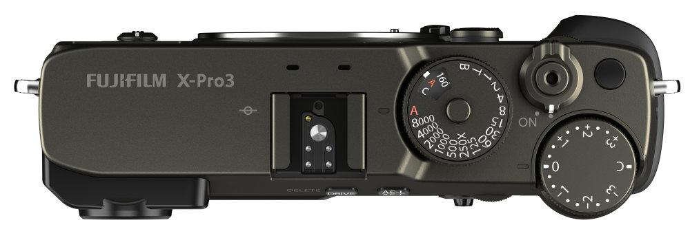 X Pro3 Dura Black  Top