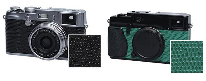 X-Series cameras customised