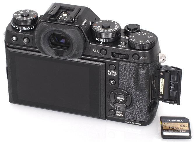 Fujifilm X T1 Body (7)