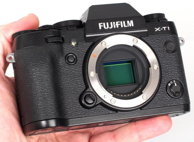 Fujifilm X T1 Hands On (2)