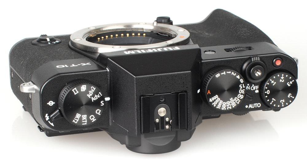 Fujifilm X T10 Black (4)